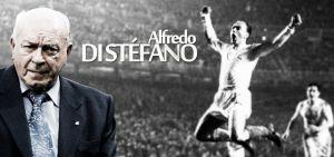 Alfredo Di Stéfano, 'La Saeta Rubia'