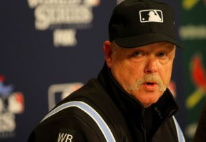 Seventh Umpire Added To League Championship and World Series Crew