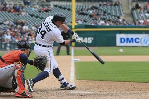 Detroit Tigers Catcher James McCann Hits Walk-Off Home Run In 11th Inning To Defeat Houston Astros