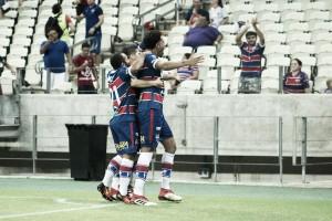 Gustavo marca dois e Fortaleza abre vantagem nas semifinais do Cearense ao bater Floresta
