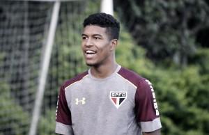 Fortaleza acerta empréstimo do jovem Léo Natel junto ao São Paulo