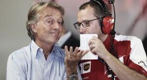 Stefano Domenicali dimite como director deportivo de Ferrari