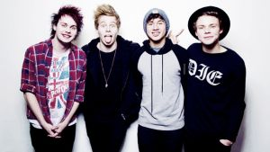 5 Seconds of Summer, a por el primer disco