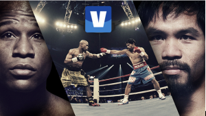 Floyd Mayweather to fight Manny Pacquiao on May 2nd