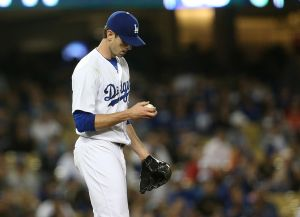 Los Angeles Dodgers Starting Pitcher Brandon McCarthy Out For Season With UCL Tear