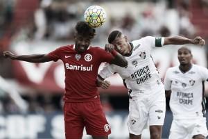 Fluminense empata e decreta rebaixamento inédito do Internacional à Série B