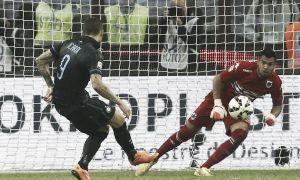 Icardi decide desde los once metros
