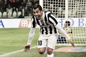 Juventus vs Parma en vivo y en directo online