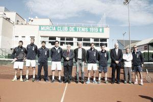 El UCAM Murcia Club de Tenis directo a por el Campeonato de España