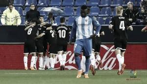Correa acaba com seca no Espanhol, e Sevilla vence Málaga na estreia de Arana