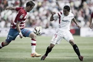 Sevilla tropeça no Granada e perde oportunidade de chegar à quarta posição da Liga