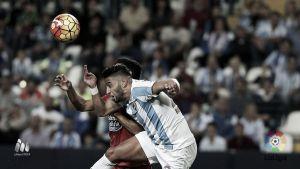 Tighadouini, mejor jugador del Málaga ante el Deportivo de La Coruña para los lectores de VAVEL