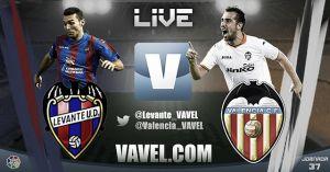 Levante vs Valencia en vivo y en directo online