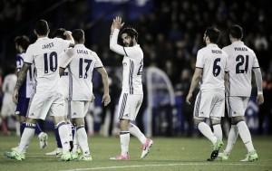 Isco tem atuação de gala e comanda goleada do mistão do Real Madrid sobre La Coruña