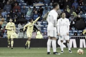 Fornals marca golaço no fim e Villarreal derrota Real Madrid fora de casa