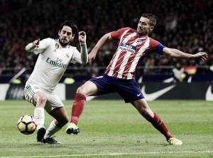 Atlético e Real Madrid empatam em jogo de poucas chances e veem Barcelona abrir mais vantagem