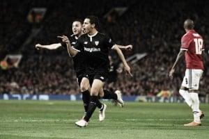 Sevillazo: Ben Yedder sai do banco, marca dois e Sevilla elimina United da UCL em pleno Old Trafford