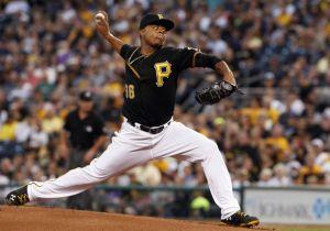 "Pittsburgh Pirates' Edinson Volquez On Starting Wild Card Game, ""I deserve it"""