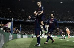 Em noite de Messi, Barcelona supera Chelsea e avança às quartas da UCL pelo 11º ano seguido