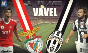 Benfica vs Juventus Score and Text Commentary of Europa League Semifinals