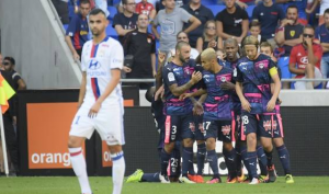 Lyon 1 - Bordeaux 3 : l'OL a la gueule de bois