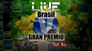 Carrera del GP de Brasil de Fórmula 1 2013 en vivo y en directo online