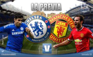 Chelsea vs Manchester United: Heavyweights meet at Stamford Bridge