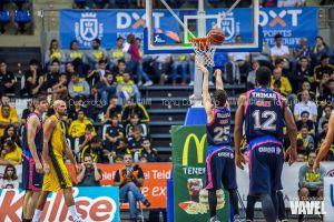 Darío Brizuela, MVP de la Jornada 4 en la ACB