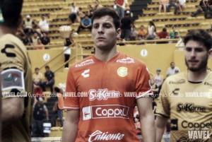 """Gaspar Servio: """"Iremos por los tres puntos"""""""