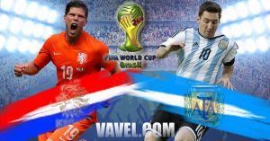 Países Bajos contra Argentina: memoria histórica