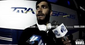"""Leandro Carrijo: """"Hay que luchar hasta el final"""""""