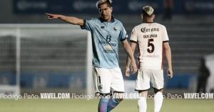 "'Churpias' Moreno: ""Hizo falta tener más la pelota y mayor intensidad"""