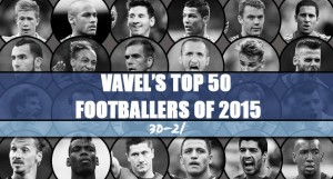 VAVEL UK Top 50 Players of 2015: 30-21