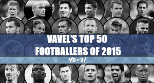 VAVEL Top 50 Players of 2015: 40-31