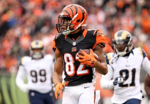 Marvin Jones Agrees To Five-Year, $40 Million Deal With Detroit Lions