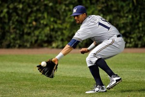 Milwaukee Brewers Trade Khris Davis To Oakland Athletics For Bubby Derby, Jacob Nottingham