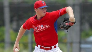 Philadelphia Phillies Dispatch University Of Tampa Spartans, 8-3