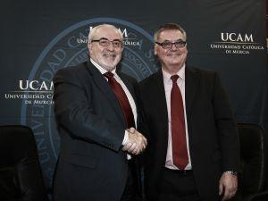 La UCAM y la ACB presentan el Máster internacional en materias jurídicas y administrativas