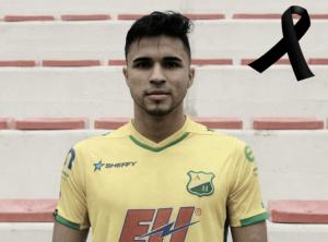 Murió Edward Gutierrez jugador del Atlético Huila quien sufrió un grave accidente en Neiva