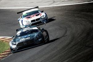 Hahn e Khodair conquistam pódio no GT Open em Spa-Francorchamps