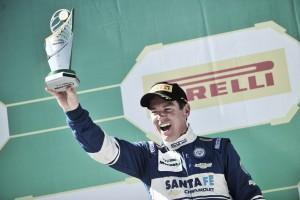 Vicente Orige vence a segunda corrida pelo Brasileiro de Marcas no Velopark