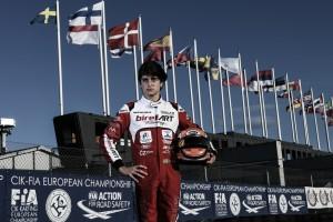"""Acredito que este Mundial será o mais competitivo"", comenta Caio Collet sobre Mundial de Kart"