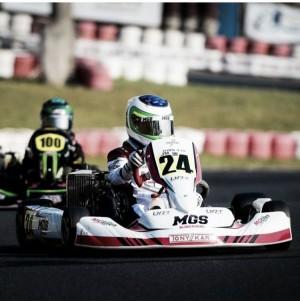 Felipe Bartz conquista Campeonato Brasileiro de Kart Rotax em São Paulo