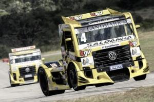Volkswagen/Man é bicampeã de montadoras pela Copa Truck