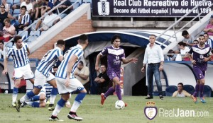 Un fútbol sin goles en el Nuevo Colombino que sabe a poco