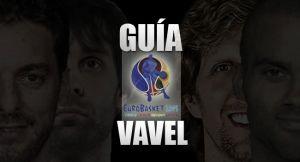 Guía VAVEL del Eurobasket 2015
