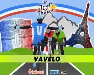 Radio : Quatorzième de VaVélo, l'émission 100% Tour de France