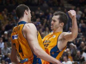 El Valencia Basket gana dejando rasgos de lo que fue el 2014
