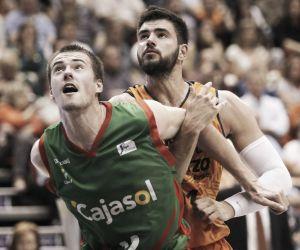 Valencia Basket golpea primero