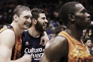 El Valencia Basket también sabe sufrir